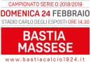 Domenica c'è Bastia – Massese