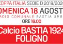Coppa Italia- domenica Bastia vs Foligno, dirige Ilaria Bianchini