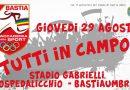 """Il Bastia Calcio presenta """"Tutti in Campo"""""""
