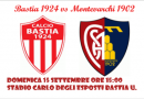 BASTIA 1924 vs AQUILA 1902 MONTEVARCHI dirige il sig. Diop