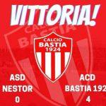 Nestor – Bastia 0-4
